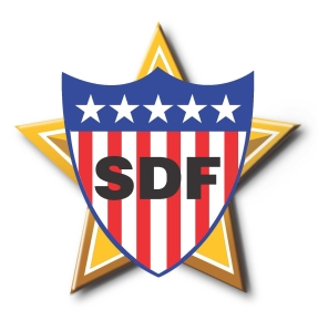 SDF logo drawn.ai